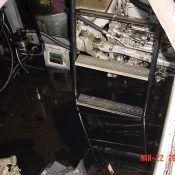 engine room flooding
