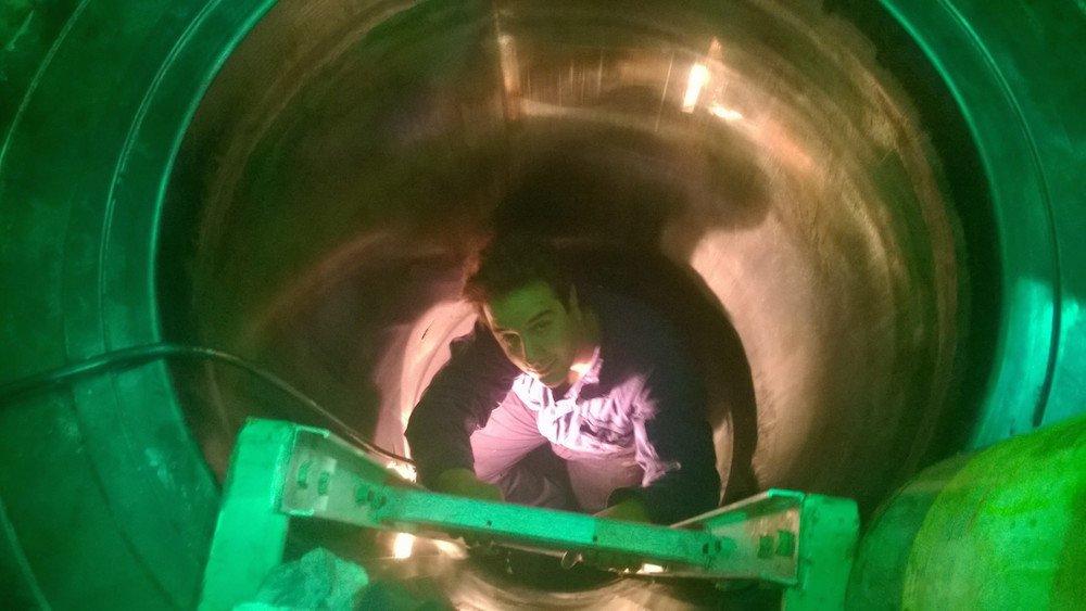 Cylinder Liner Inspection