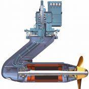 Azipod propulsion
