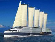 Video of the Ultimate Eco-friendly Cruise Ship of the Future by STX Europe