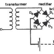 simple charging circuit from ac system