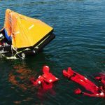 Life Raft Release System and Launching Procedure