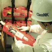 classification society surveyor
