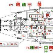 fire plan view