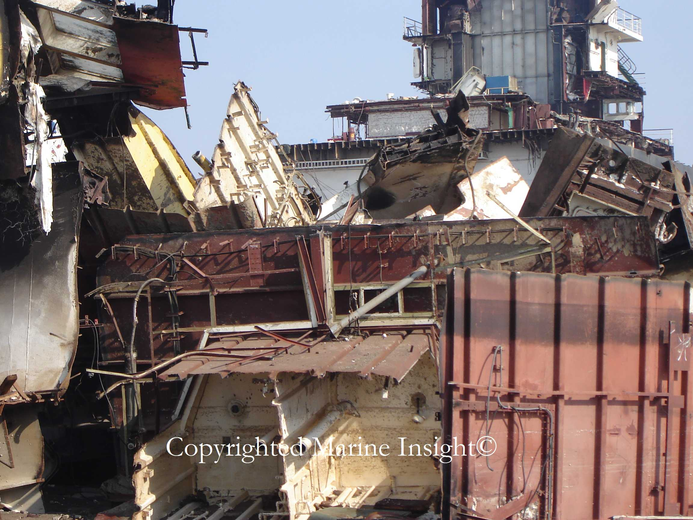 Alang Gujarat Ship Breaking Yard 3