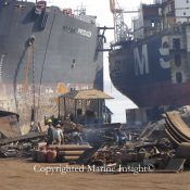 Alang Gujarat Ship Breaking Yard 5
