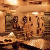 Refrigeration plant Room