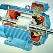 rotor and stator