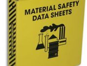 Material Safety Data Sheet or MSDS Used on Ships