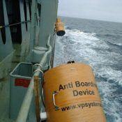 Anti boarding device