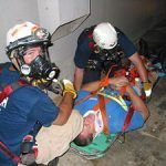 How to Rescue a Person from a Confined Space on a Ship?