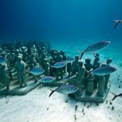 Credits: underwatersculpture.com