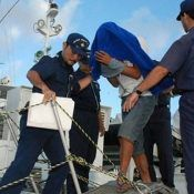 seafarer arrested