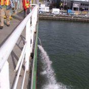 ballast discharge