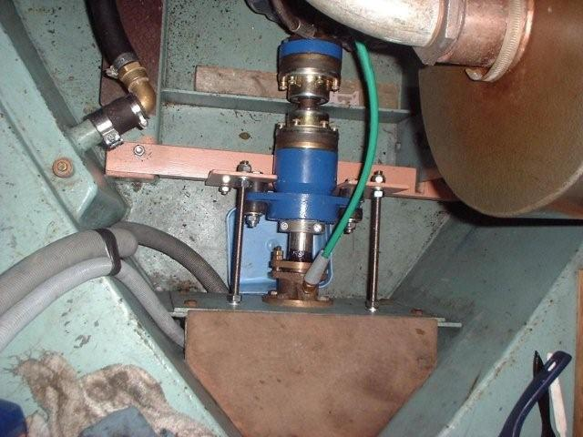 38 Sigma Drive  Avoiding Propeller Shaft Misalignment 