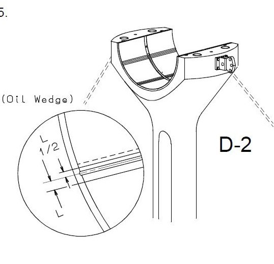 Ijin Marine Limited Procedure For Cross Head Bearing Removal Of