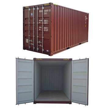 7817 16 Types of Container Units and Designs for Shipping Cargo