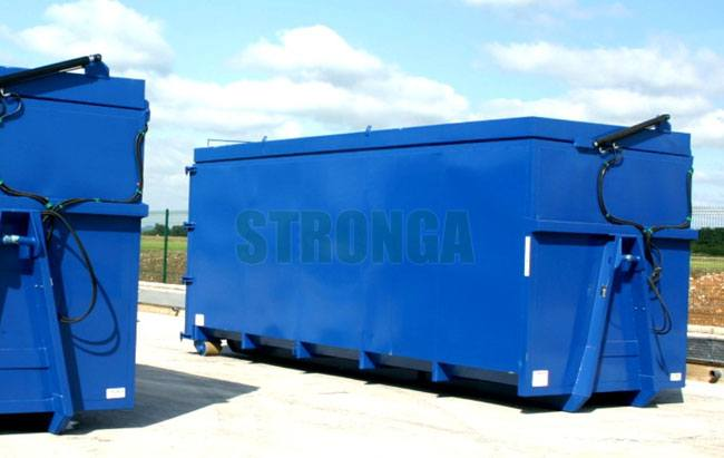 Hook Lift Special Purpose Containers 16 Types of Container Units and Designs for Shipping Cargo