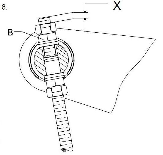 Chain Tightening Procedure for MAN B&W Engine