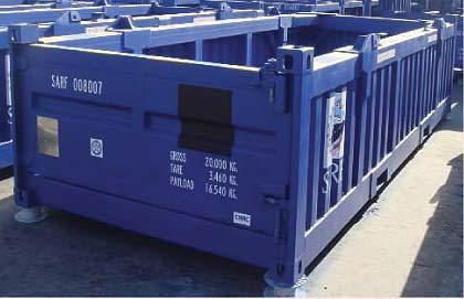 hopper too 16 Types of Container Units and Designs for Shipping Cargo
