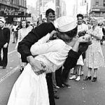 The Real Sailor-Kissing-Nurse Story: Kissing for Glory