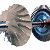 blower and turbine