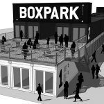 Boxpark, London: The First Shipping Container Mall in the World