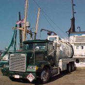 Port reception facility