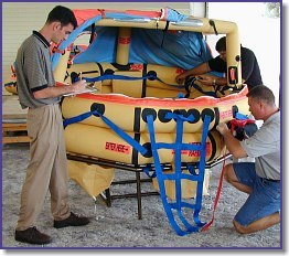 win tour15 Life Raft Repair Services and Maintenance Procedures: A General Overview
