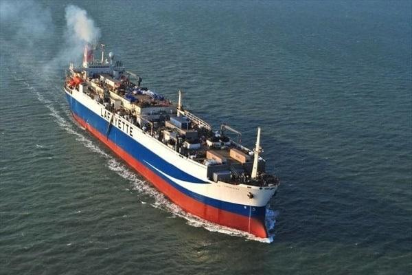 lafayette fishing vessel
