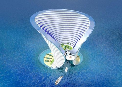 dubai hotels12 Top 6 Awesome Underwater Hotels