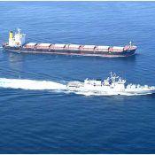 Navy escort