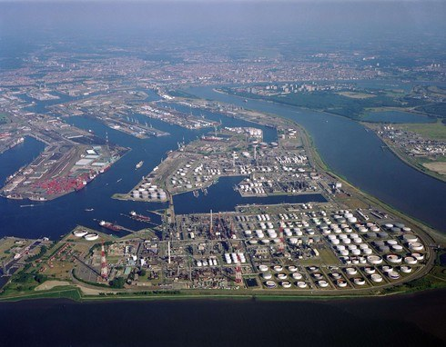 pa1 Port of the Day: Port of Antwerp