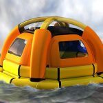 Concept: A Life Raft that Makes Drinking Water from Seawater