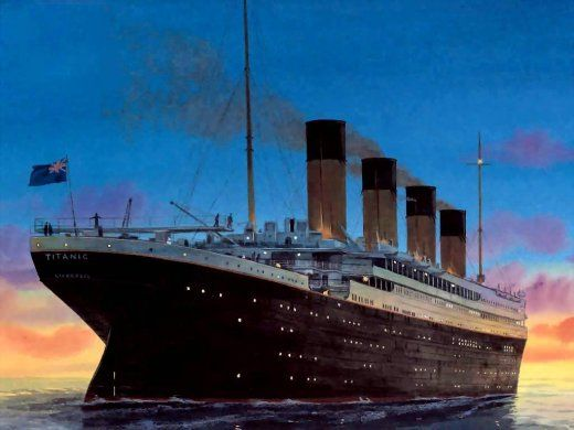titanic Video: Titanic is Back in 3D (Trailer)