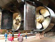 8 Biggest Ship Propellers in the World