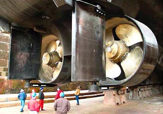 palmer 8 Biggest Ship Propellers in the World