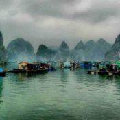 village-in-halong-bay-vietnam