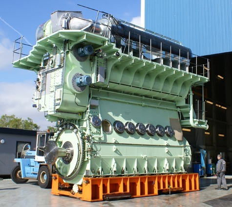 10 Steps For Converting A Conventional Marine Propulsion Engine To An Intelligent Electronic