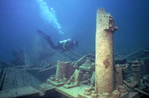 sweepstakes 10 Amazing Sunken Ships of the World