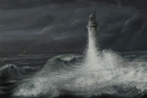 shininglights bellrock The Story of the Inchcape Rock and Bell Rock Lighthouse