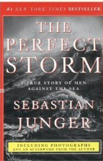 the perfect storm Top 5 Must Read Maritime Novels