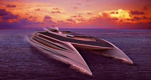 Ocean Supremacy1  The Ultimate Green Yacht: Ocean Supremacy 