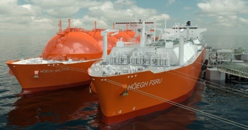 HOEGH FSRU What is Floating Storage Regasification Unit (FSRU)?