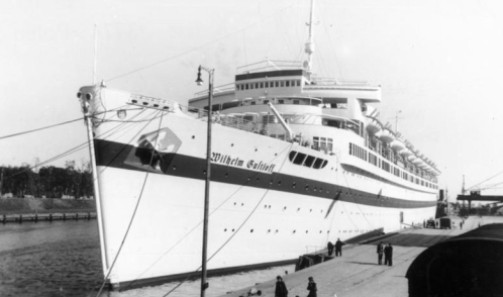 MV Wilhelm Gustloff1 Sinking of MV Wilhelm Gustloff  The Deadliest Maritime Disaster