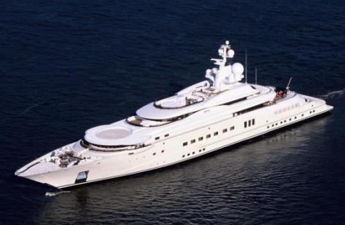 pelorus1 Superyacht Pelorus   One of the Worlds Largest Private Superyachts