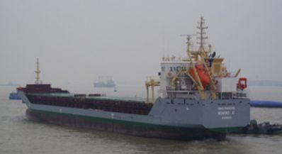 gearless bulker Different Types of Bulk Carriers