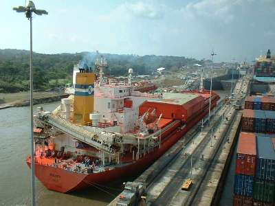 self discharging bulkers Different Types of Bulk Carriers