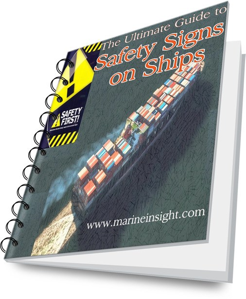 binderlayingopen Marine Insights New FREE eBook  The Ultimate Guide to Safety Signs on Ships 