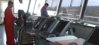 deck bridge pilot